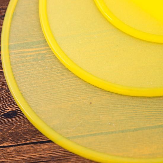 Bộ 3 tấm silicon chịu nhiệt, chống bẩn, chống xước