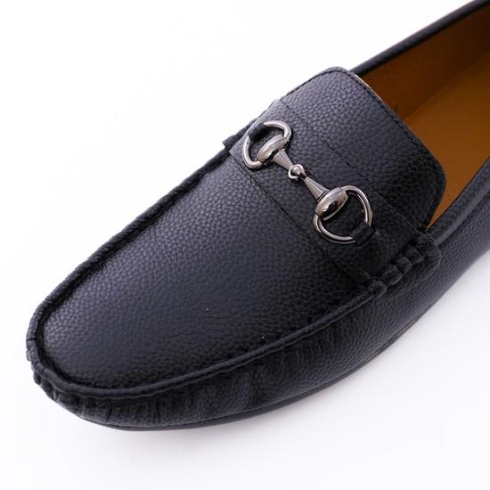 Giày lười da phong cách cổ điển cho nam