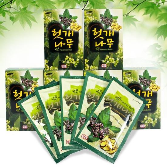 Nước bổ gan vạn thọ Hovenia Dulcis Hàn Quốc