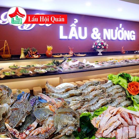 Buffet Nướng Lẩu Hội Quán-Vincom Nguyễn Chí Thanh