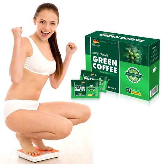Tết không tăng cân với Cafe giảm cân GreenCoffee
