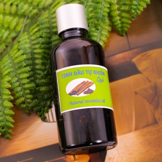 50ml Tinh dầu quế 100% thiên nhiên