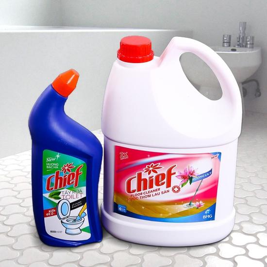 Hóa chất tẩy rửa mạnh