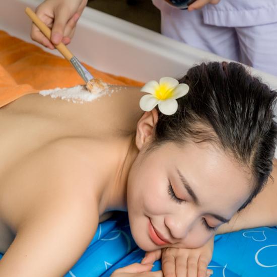 Detox toàn thân tại Cham spa & Massage