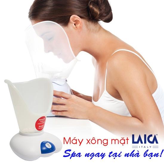 Máy massage mặt bằng hơi nước LAICA MD6062