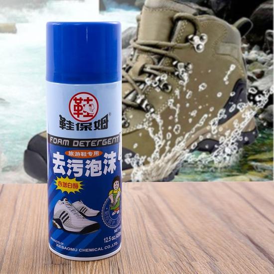 Bọt làm sạch giầy Shucare 450ml