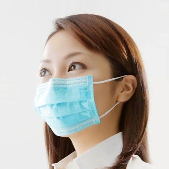 3 hộp khẩu trang y tế 3 lớp - ngừa vi khuẩn