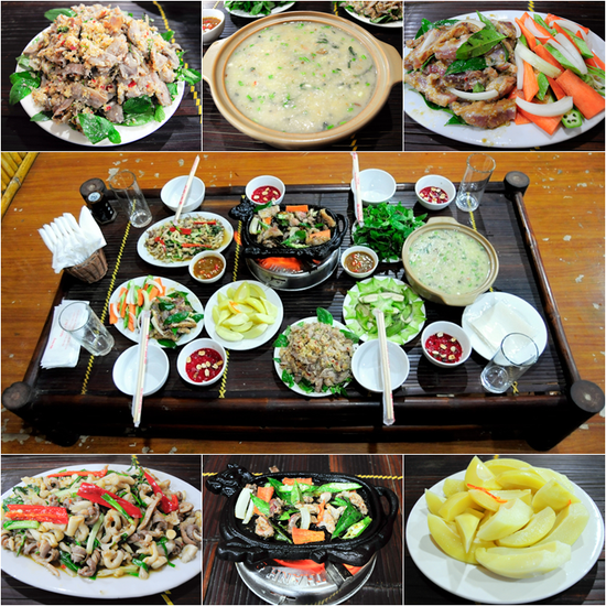 Set ăn nhím nướng tại bàn tại Nhà hàng Nhím No1 - Chỉ 432.000đ