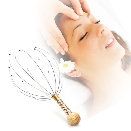 Combo 3 dụng cụ massage đầu