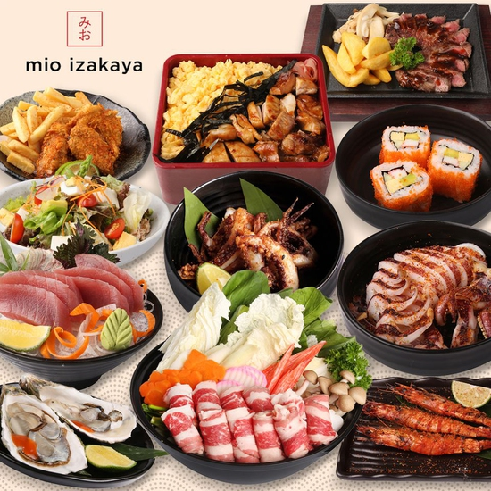 Voucher giảm giá toàn menu - NH Nhật Mio Izakaya