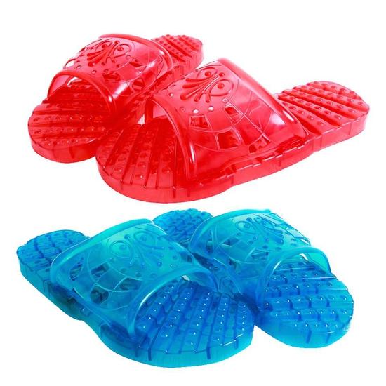 Combo 4 đôi dép massage chân chống trượt