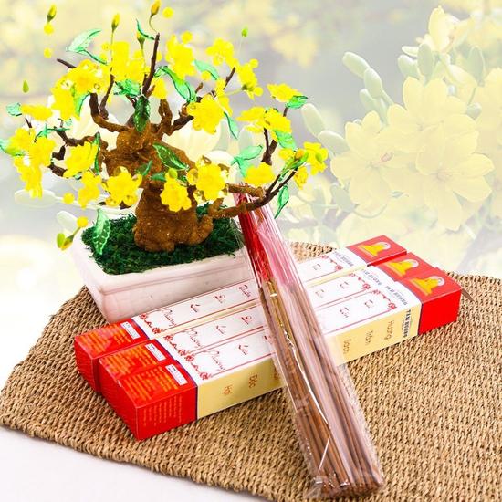 3 hộp hương trầm thảo mộc không hóa chất độc hại