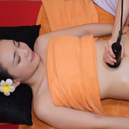 Công nghệ giảm béo bụng Laser Cavitation tại Cham spa