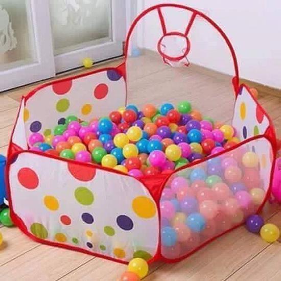 Lều bóng cho bé thỏa thích vui chơi