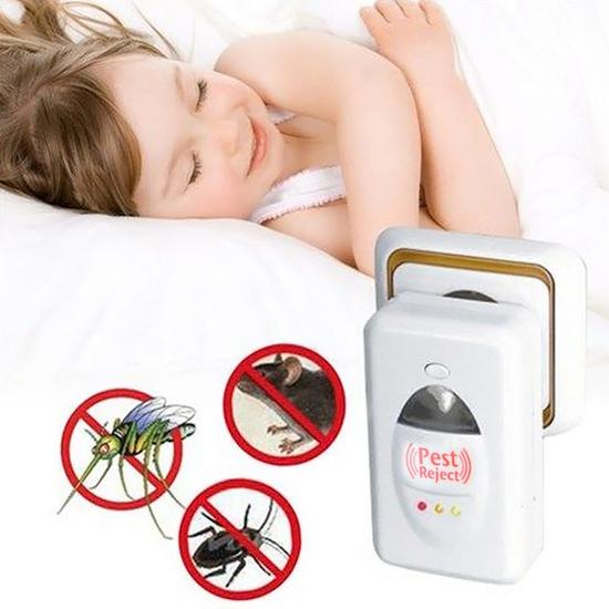Máy đuổi chuột, gián, muỗi & côn trùng Pest Reject