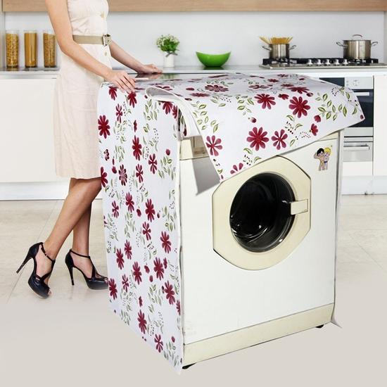Vỏ bọc máy giặt cửa ngang loại dày không thấm nước