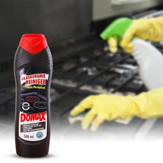 Nước tẩy rửa chuyên dụng bếp ga, điện, từ NK Đức