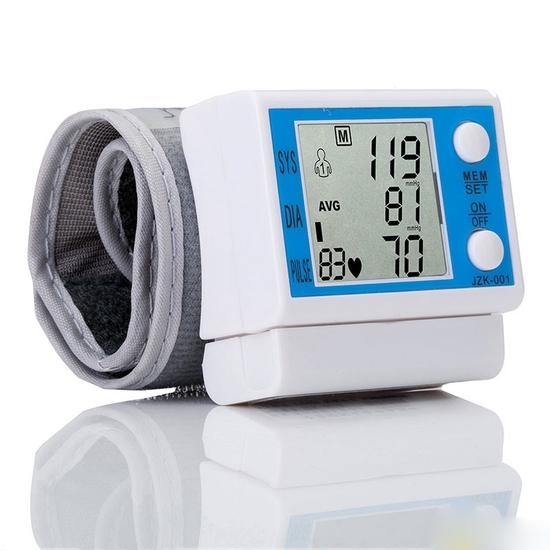 Máy đo huyết áp cổ tay JZK - 001
