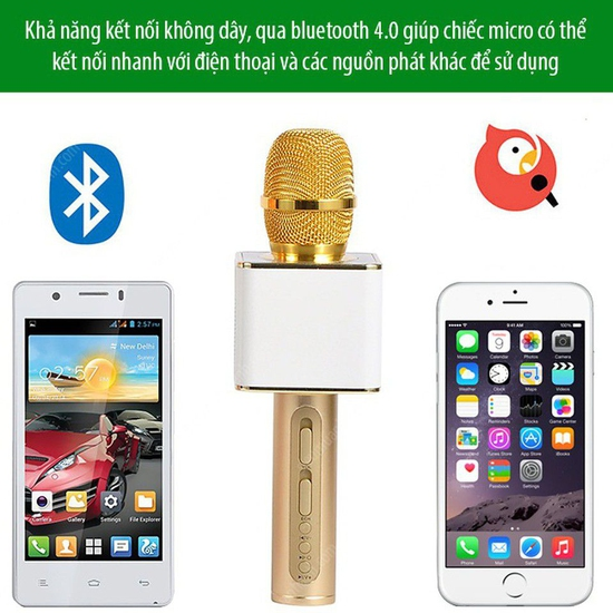 Mic hát Karaoke Magic YS-11 có cổng USB
