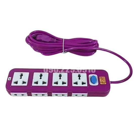Ổ cắm điện chống giật 12 lỗ