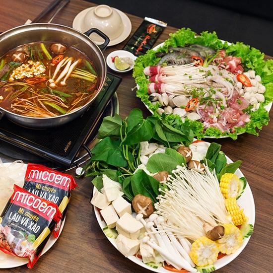 BBQ Hong Kong New: Buffet Lẩu nhúng không giới hạn