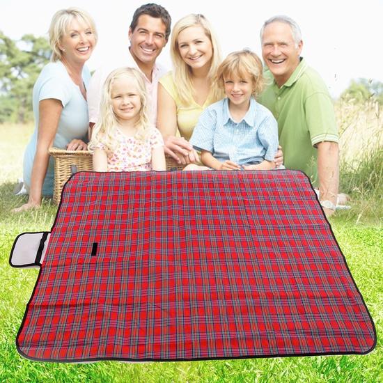Thảm du lịch, picnic khổ rộng gấp gọn tiện dụng