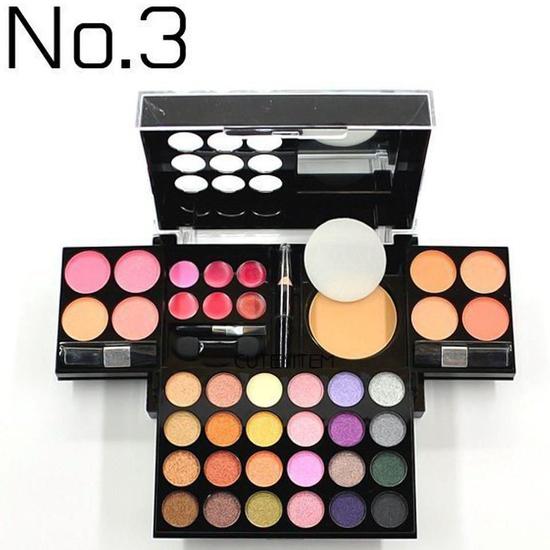 Bộ phấn Sivanna Colors Pro MakeUp Palette Thái Lan