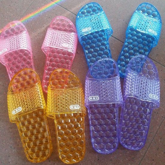 4 đôi dép đi trong nhà tắm Hàn Quốc