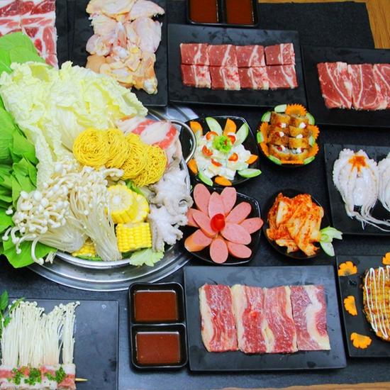 Buffet nướng & lẩu Nhật Bản Kochi BBQ