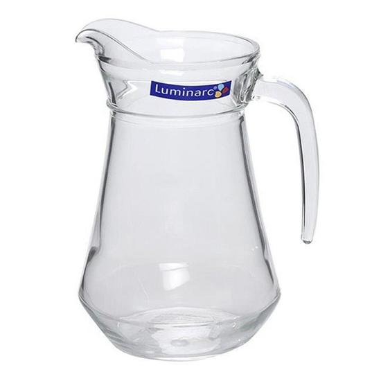 Bình uống nước Luminarc trắng/in hoa 1L