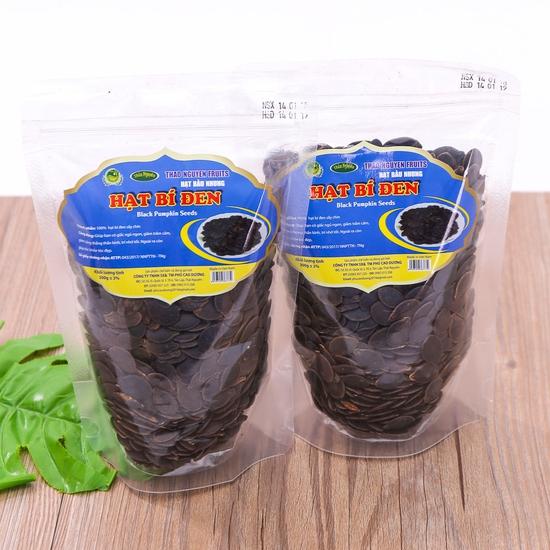 02 túi bí đen Thảo Nguyên đón tết sang (300g/túi)