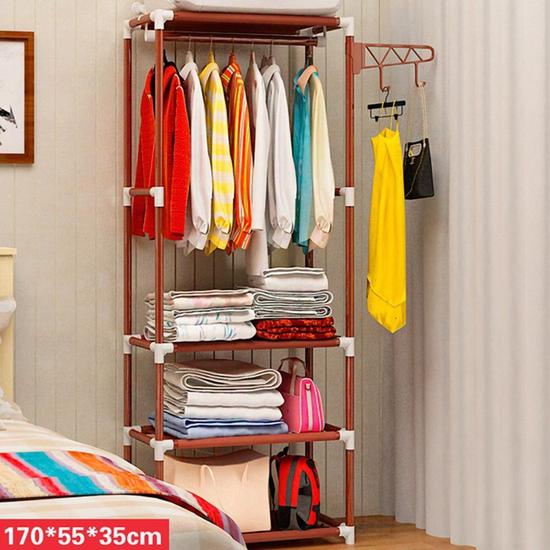 Tủ treo quần áo 4 tầng