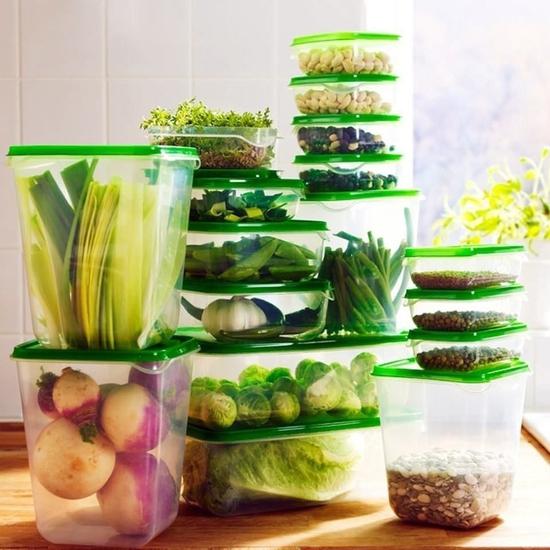 Bộ hộp đựng thực phẩm 17 món tiện dụng