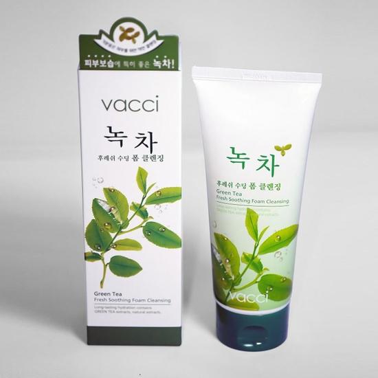 Sữa rửa mặt Vacci Hàn Quốc