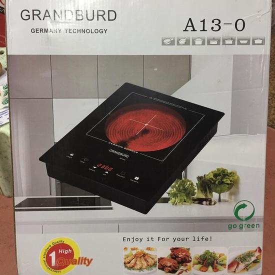 Bếp hồng ngoại Grandburd A13-0 Đức