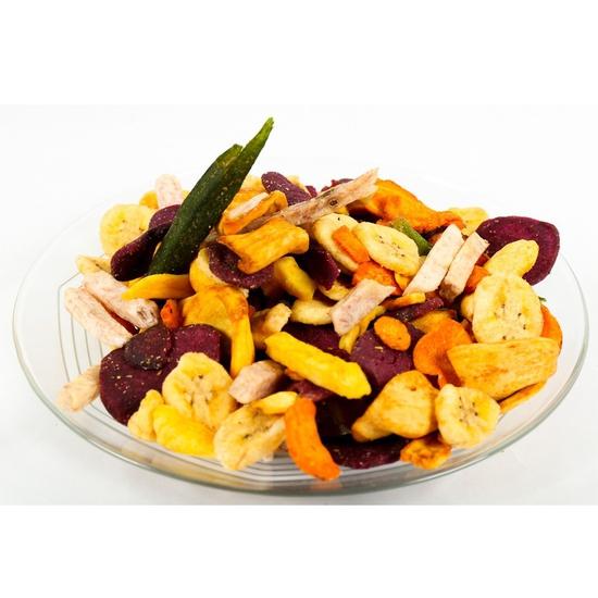 1kg hoa quả sấy thập cẩm Hòa Phát