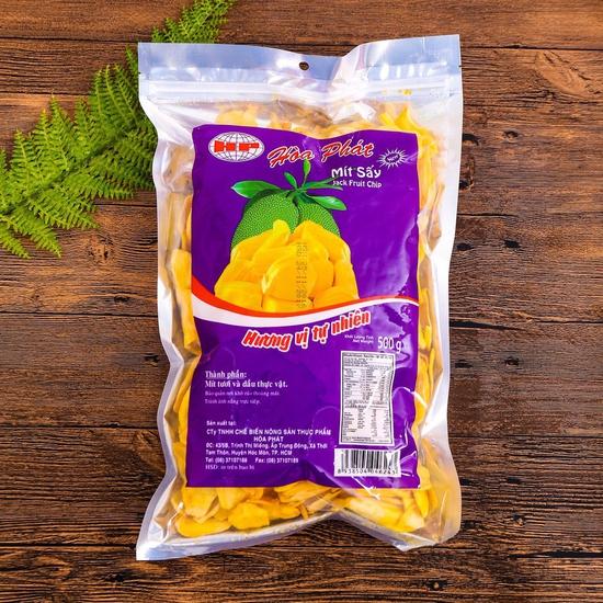 Mít sấy Hòa Phát 1kg - Hương vị từ tự nhiên