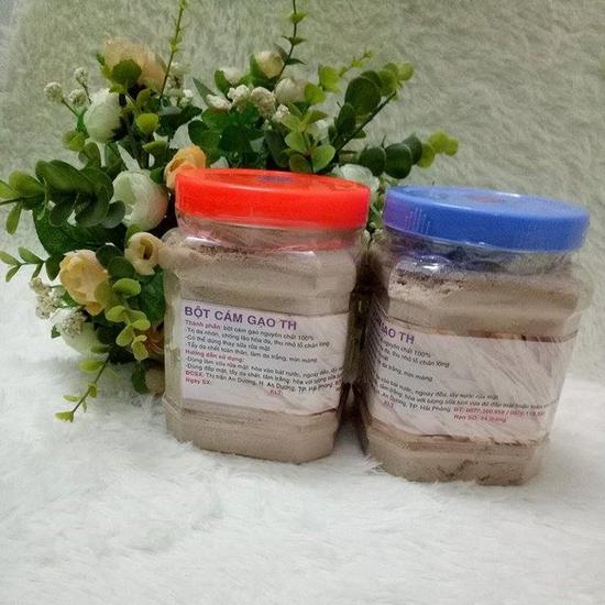 2 hộp bột cám gạo TH (350g/1 hộp)