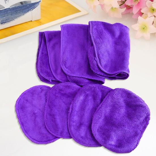 Combo 3 khăn lau siêu thấm + 2 bộ lót tay tiện ích