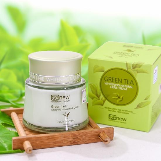 Kem dưỡng trà xanh cao cấp Benew - NK Hàn Quốc