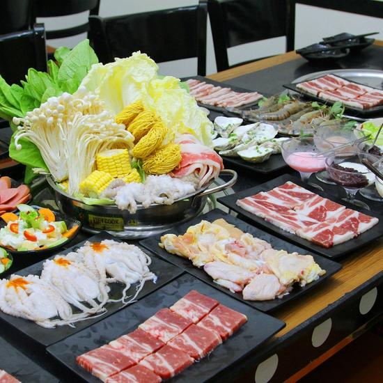 Buffet nướng lẩu Nhật Bản Kochi BBQ Trần Đại Nghĩa