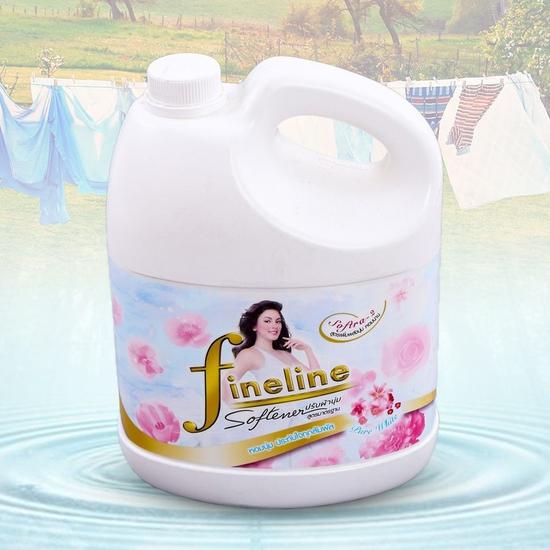 Nước xả mềm vải, thơm lâu Fineline 3,5L - Thái Lan
