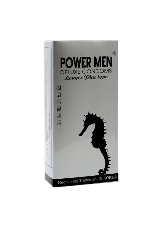 BCS POWERMEN LONGER PLUS 12 CHIẾC