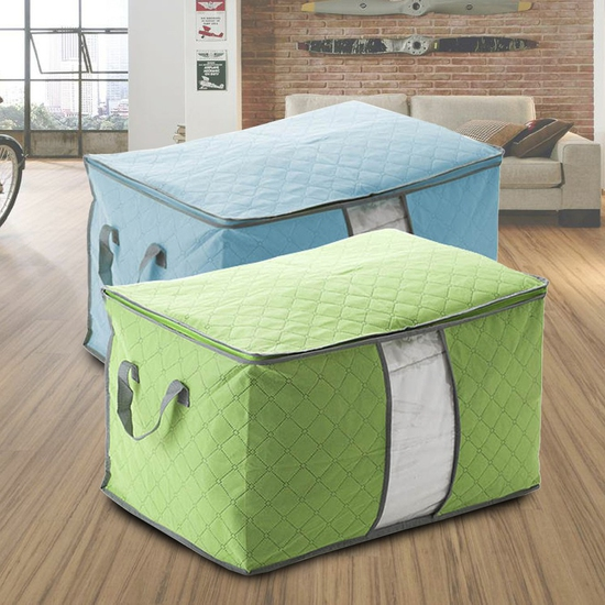 Combo 5 túi đựng đồ vải không dệt đa năng