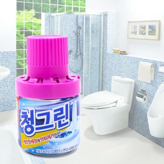 Ống thơm tẩy két nước toilet hương dịu nhẹ