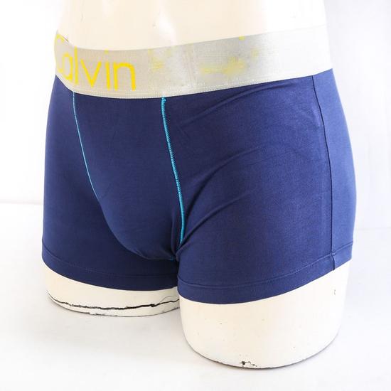 Combo 3 quần lót đùi cotton, cạp to bản cho nam