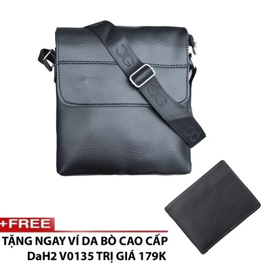(MUA 1 TẶNG 1) Mua túi Ipad DaH2 IP0014D tặng ví da bò DaH2 V0135D
