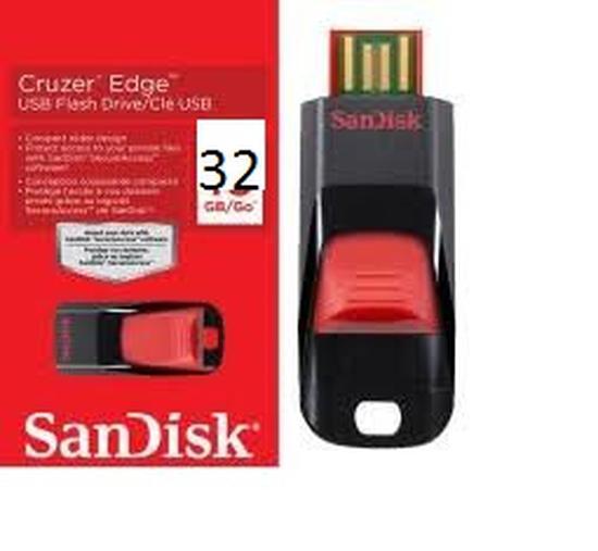 USB Sandisk 32G, cam kết dung lượng đủ, bảo hành đổi mới 1 năm