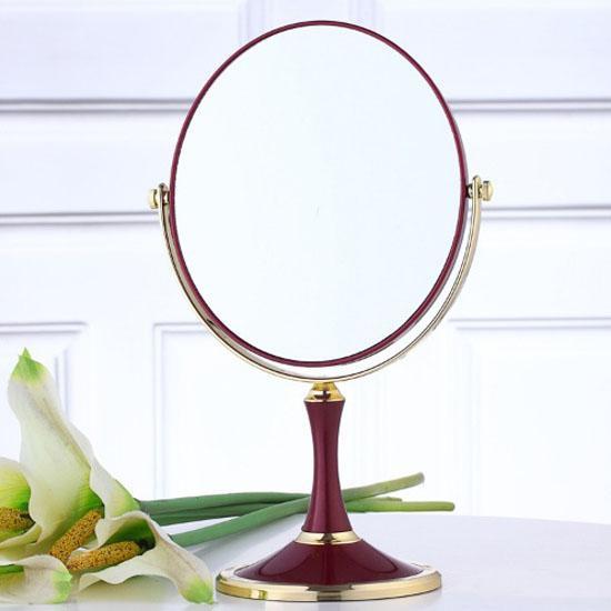 Gương Đứng 2 Mặt Cỡ Lớn (Đỏ)