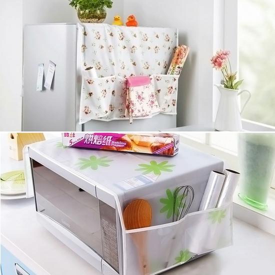 Tấm phủ tủ lạnh và lò vi sóng tiện dụng
